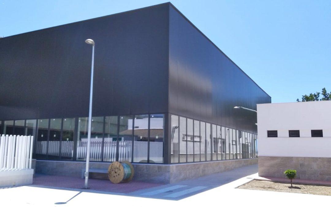 Obra en Los Barrios (Cádiz)