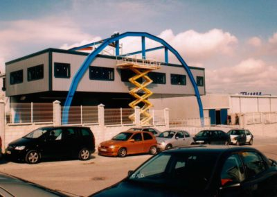 Nave Industrial Gonzaba S.L. Fase III