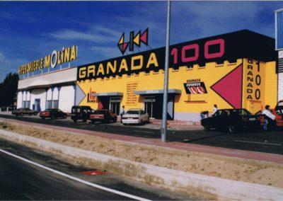 Navegran S.L. Nave industrial Carretera de Córdoba