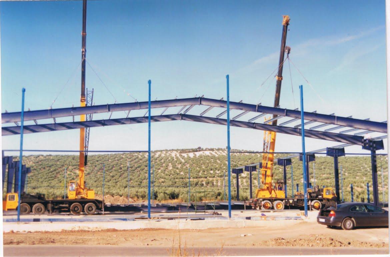 precio construcción de naves industriales CAD Edificios Industriales S.L.