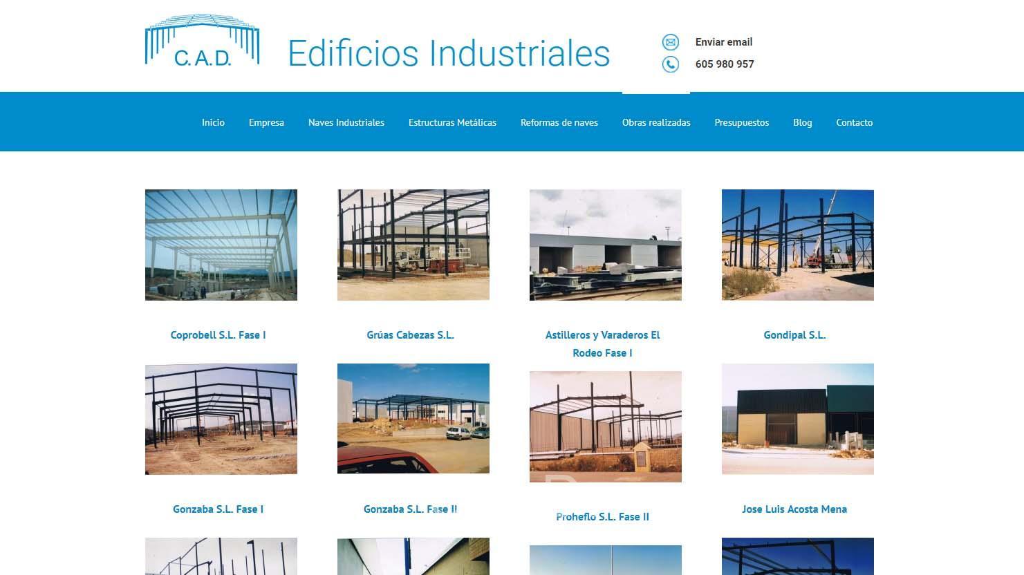 diseño web granada Alto Servicios. Diseño web y SEO