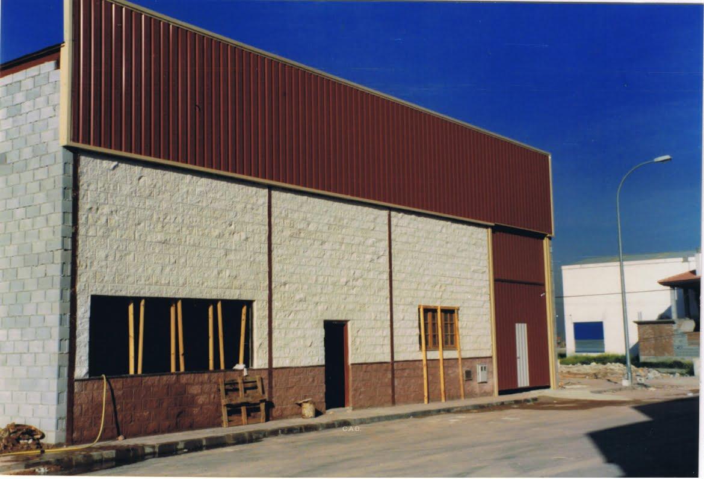 construccion naves industriales en granada CAD Edificios Industriales S.L.